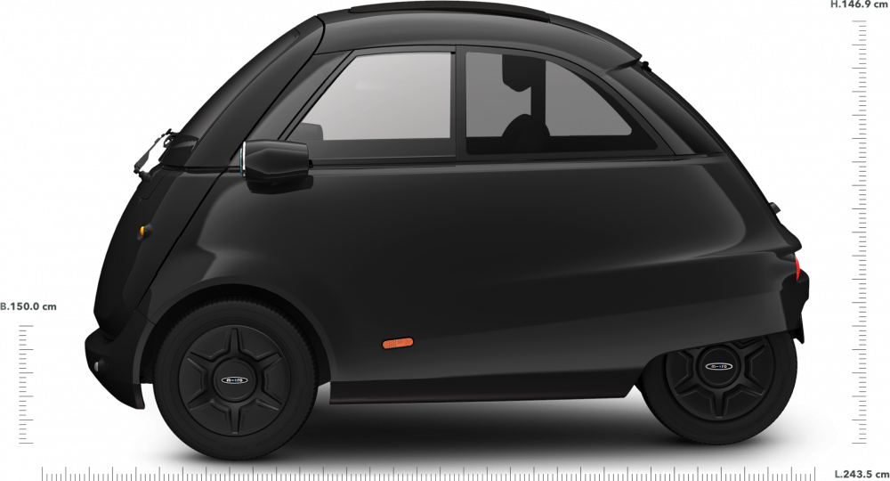 Microlino: This is not a car! - microlino-car com